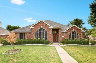 Rockwall Single Family Home For Sale: 1300 Calistoga Drive