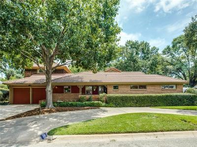Richland Hills Single Family Home For Sale: 3608 London Lane