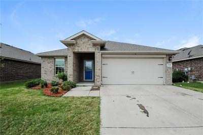 Royse City Single Family Home For Sale: 1209 Koto Wood Drive