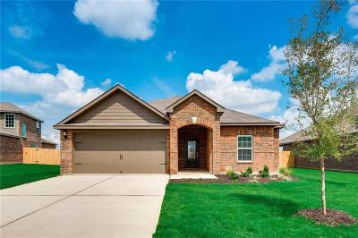 Crowley Single Family Home For Sale: 1725 Blue Water Court