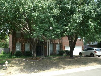 Fort Worth Single Family Home For Sale: 7117 Meadowside Road S