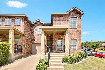 Mesquite Townhouse For Sale: 3528 Newcastle Road