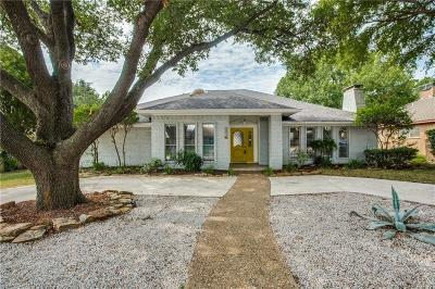 Single Family Home For Sale: 10014 Chimney Hill Lane
