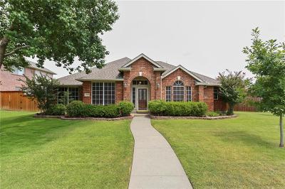 Rowlett Single Family Home For Sale: 6502 Valley Forge Drive