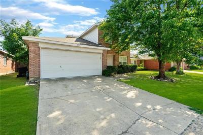 Little Elm Single Family Home For Sale: 1585 Brookstone Drive