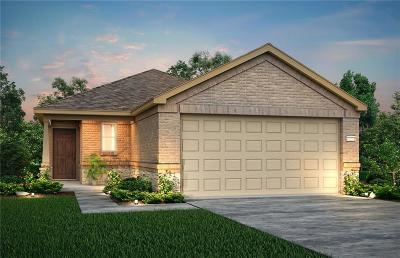 Forney Single Family Home For Sale: 1657 Timpson Drive