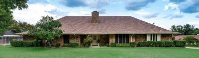 Cedar Hill Single Family Home For Sale: 1110 N Cedar Hill Road