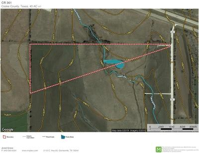 Cooke County Farm & Ranch Active Option Contract: 20 Acre County Rd 361