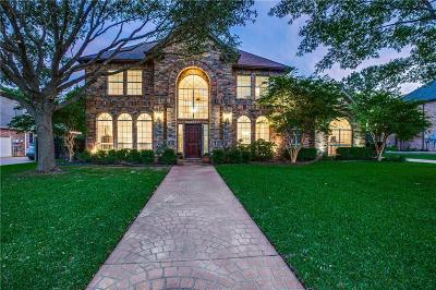 Southlake, Westlake, Trophy Club Single Family Home Active Option Contract: 1325 Village Green Drive