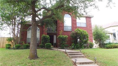 Plano TX Residential Lease For Lease: $1,875