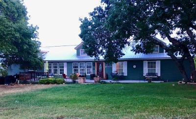 Weatherford Farm & Ranch Active Option Contract: 4550 Old Springtown Road