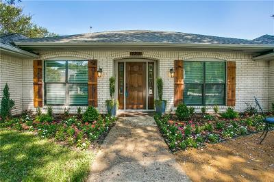 Richardson Single Family Home For Sale: 2703 W Prairie Creek Drive
