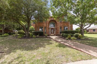 Mesquite Single Family Home Active Option Contract: 2900 Berrywood Court