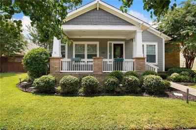 North Richland Hills Single Family Home For Sale: 8616 Olmstead Terrace
