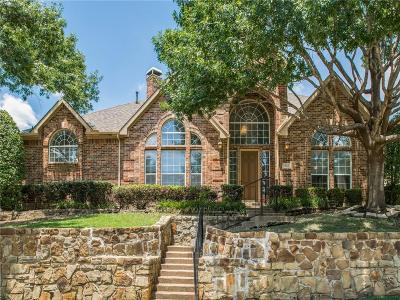 Coppell Single Family Home For Sale: 962 Mallard Drive