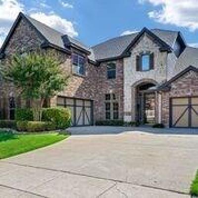Allen Single Family Home For Sale: 1900 Keystone Drive