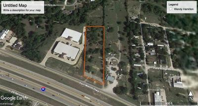 Parker County Commercial Lots & Land For Sale: 3601 E Ih 20