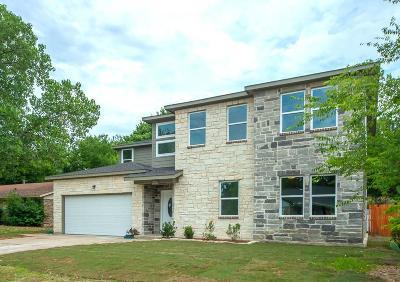 Denton Single Family Home For Sale: 3306 Huisache Street
