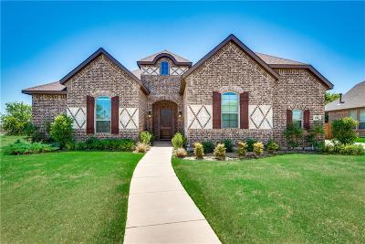 Waxahachie Single Family Home For Sale: 120 Water Garden Drive