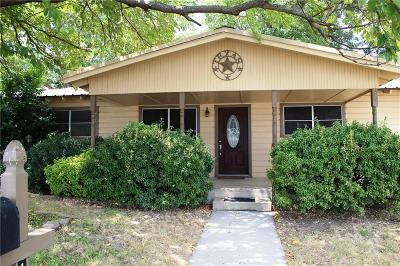 Erath County Single Family Home For Sale: 1571 W Ash Street