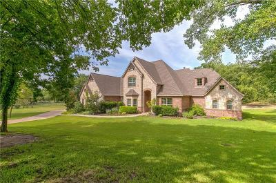 Fort Worth Single Family Home Active Option Contract: 4025 Estancia Way