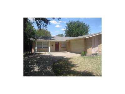 Single Family Home Active Option Contract: 3559 High Mesa Drive