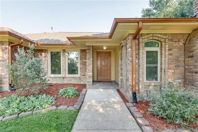 Garland Single Family Home Active Contingent: 1610 Surrey Court