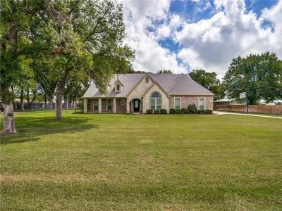 Aledo Single Family Home Active Option Contract: 101 Shadow Creek Lane