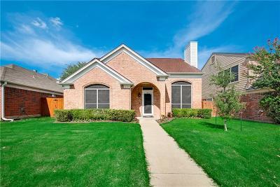Cedar Hill Single Family Home For Sale: 1624 High Pointe Lane