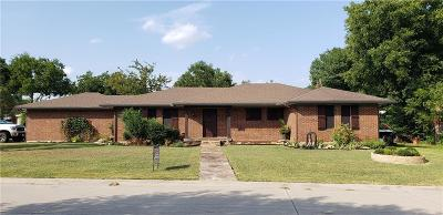 Allen Single Family Home For Sale: 208 Whisenant Drive