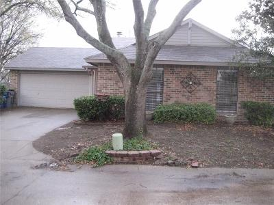 Allen Single Family Home For Sale: 26 Brewster Court