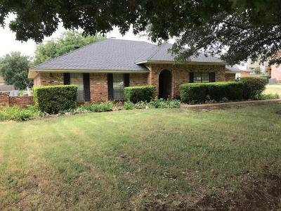 Frisco Single Family Home For Sale: 10601 Rogers Road