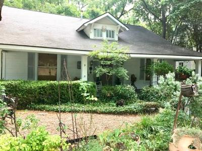 Waxahachie Single Family Home Active Contingent: 606 Water