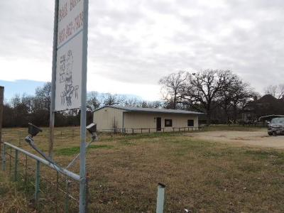 Grand Saline Commercial For Sale: 1411 W Frank Street