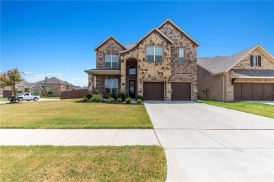 Mansfield Single Family Home For Sale: 4706 Gladiola Court