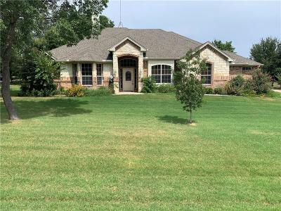 Azle Single Family Home For Sale: 172 Horizon Circle