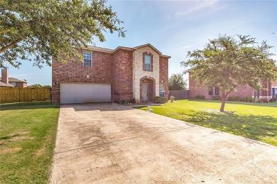Seagoville Single Family Home For Sale: 2706 Maci Court