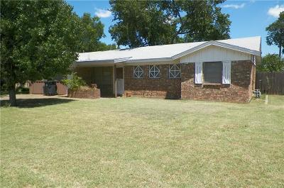 Wichita County Single Family Home For Sale: 18 Oxley Drive