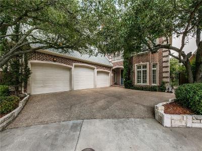 Single Family Home For Sale: 4105 Walnut Meadow Lane