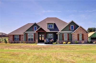 Springtown Single Family Home For Sale: 2571 Peel