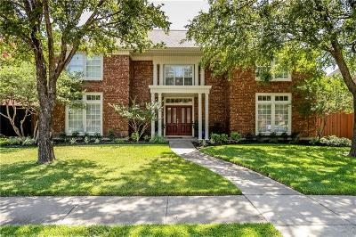 Carrollton Single Family Home For Sale: 4006 Crestwood Drive