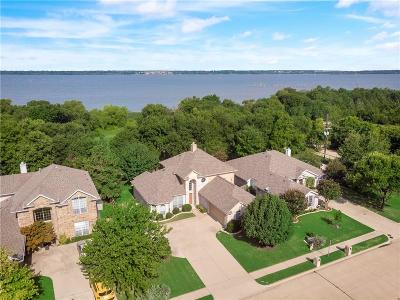 Rockwall Single Family Home Active Option Contract: 2805 Promenade Place