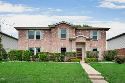 Wylie Single Family Home For Sale: 1516 Windward Lane