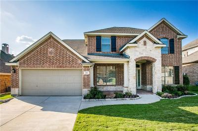 Wylie Single Family Home For Sale: 424 Fairland Drive