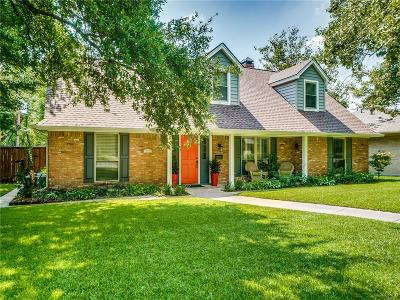 Dallas County Single Family Home For Sale: 10194 Vistadale Drive