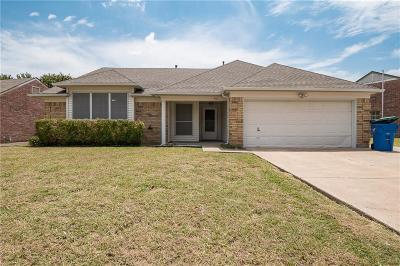 Rowlett Single Family Home For Sale: 8102 Rainbow Drive