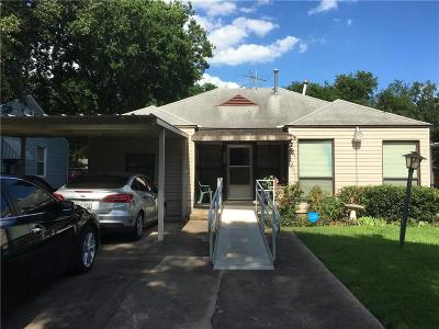 Greenway Park, Greenway Parks, Greenway Parks Add Single Family Home For Sale: 7306 Kaywood Drive