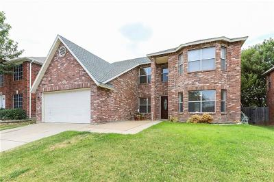 Fort Worth Single Family Home For Sale: 8559 Birch Creek Road