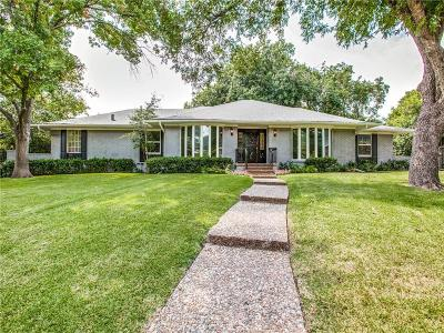 Single Family Home For Sale: 7317 Fieldgate Drive