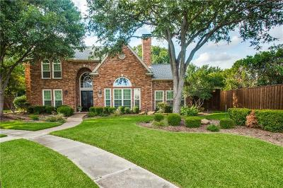 Plano Single Family Home Active Option Contract: 4633 Gladys Court
